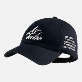 Nike Jordan Heritage86 Script Adjustable Back Hat