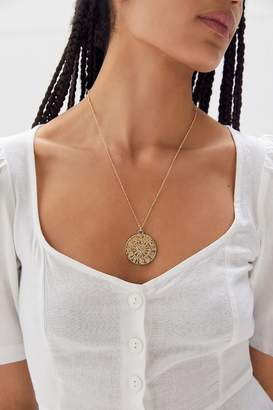 Urban Outfitters Zodiac Statement Pendant Necklace