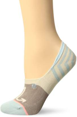 Stance Women's Scorpio Zodiac Astrology Print Super Invisible Sock
