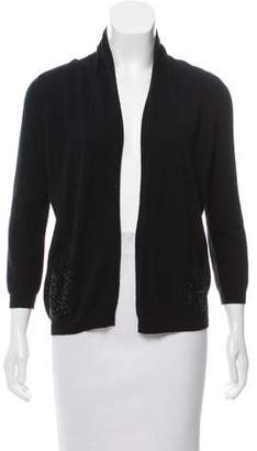 Clements Ribeiro Embellished Open Front Cardigan