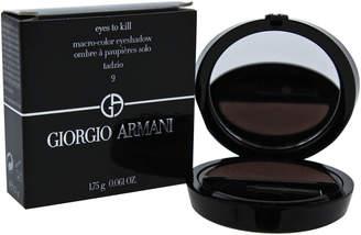 Giorgio Armani 0.061Oz #09 Tadzio Eyes To Kill Macro-Color Eyeshadow