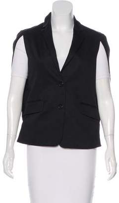 Alexis Cape Overlay Vest w/ Tags