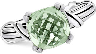 Peter Thomas Roth Prasiolite Ring (4 ct. t.w.) in Sterling Silver