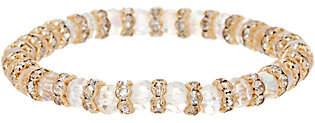 Kirks Folly Sparkle Stretch Bracelet