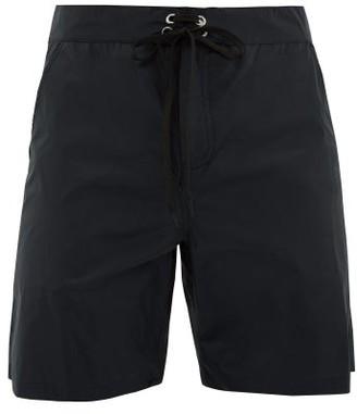 Solid & Striped The Longboard Swim Shorts - Mens - Black