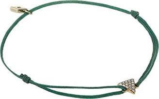 Fossil Women's Triangle Nylon Bracelet