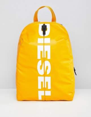 Diesel f-bold logo backpack