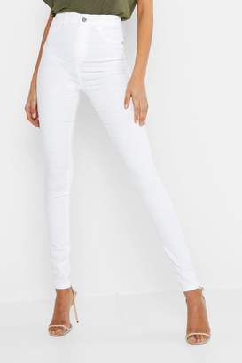 boohoo Tall Basic Jegging