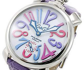 GaGa MILANO GaGaMILANO MANUALE48 manual winding Men's Watch 5010.09S-PUR