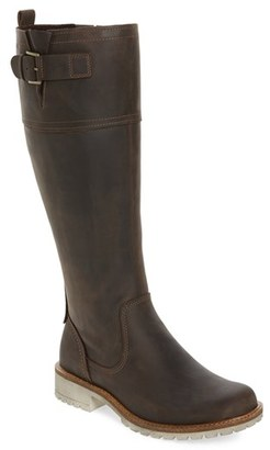 ECCO Elaine Water Resistant Knee High Boot (Women) $239.95 thestylecure.com