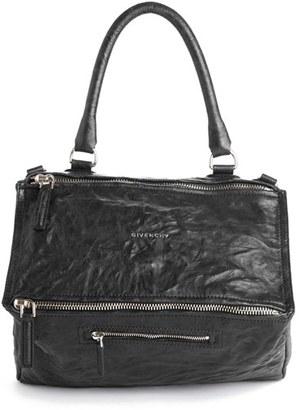 Givenchy 'Mini Pepe Pandora' Leather Shoulder Bag $1,150 thestylecure.com