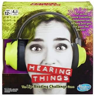 Hasbro Hearing Things Game from Gaming