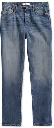 Tommy Hilfiger Adaptive Men Hamilton Relaxed Jeans with Magnetic Fly