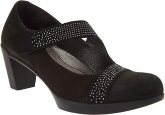Naot Footwear Leather Embellished Pumps - Abbracci