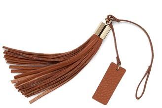 Cuyana Leather Bag Tassel