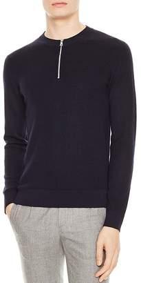 Sandro Cypher Zip Sweater