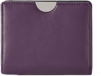 Apt. 9 Lambskin Leather RFID-Blocking Mini Bifold Wallet