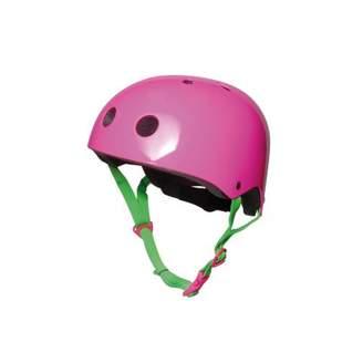 Kiddimoto Neon helmet
