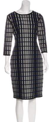 HUGO BOSS Boss by Knit Knee-Length Dress w/ Tags
