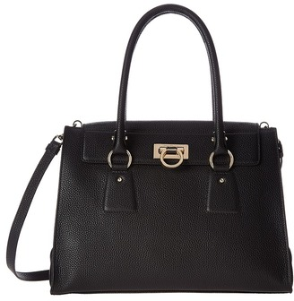Salvatore Ferragamo 21F293 Lotty Satchel Handbags ...