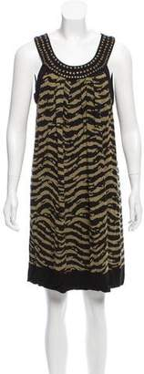 MICHAEL Michael Kors Embellished Mini Dress