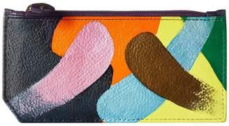 Anuschka 1140 RFID Blocking Card Case With Coin Pouch Handbags