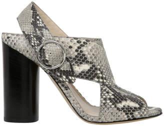 Borg Snake Sandal