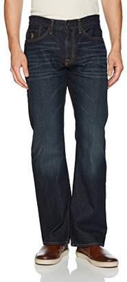 U.S. Polo Assn. Men's Boot Cut Jean
