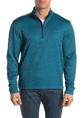 Callaway GOLF Quarter Zip Long Sleeve Pullover Sweater