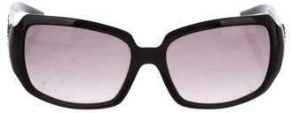 Fendi Embellished Tinted Sunglasses