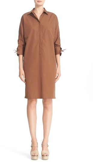 Max Mara Women's Max Mara Osanna Cotton Poplin Dress
