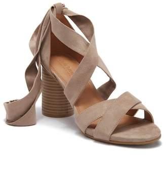 Kenneth Cole Reaction Rita Lita Suede Tie Sandal