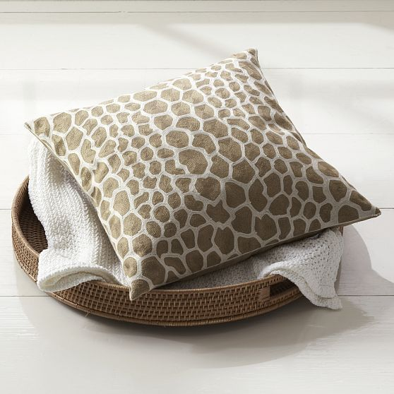 Zoo Pillow Cover