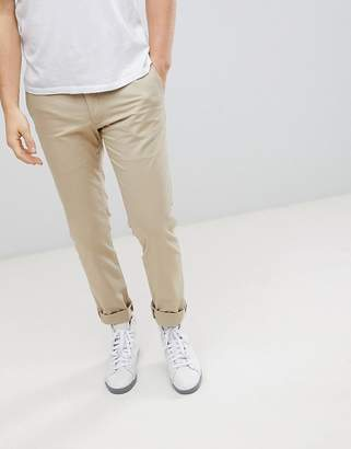 Polo Ralph Lauren Slim Fit Stretch Chinos In Beige