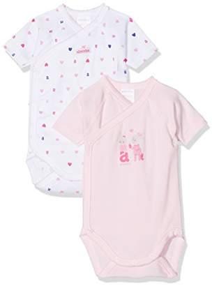 Absorba Underwear Baby Girls  Body Cache-Coeur Essentiels 6l62116-ra  Bodysuit ee81bc36f9d