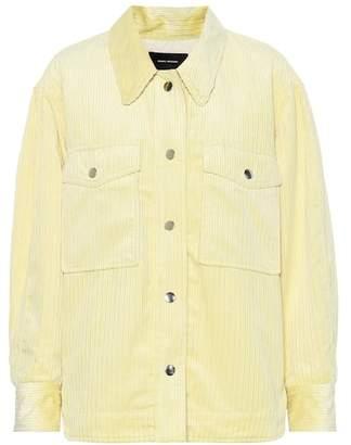 Isabel Marant Marvey corduroy jacket