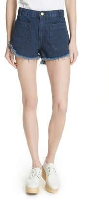 The Great Sailor Denim Shorts