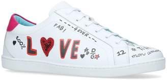 Dolce & Gabbana Roseto Low Top Sneakers