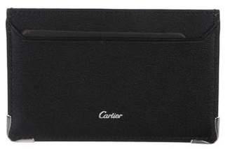 Cartier Calfskin Card Case w/ Tags
