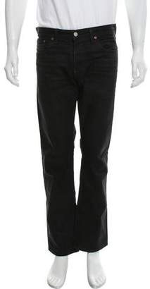 Co RRL & Five-Pocket Straight-Leg Jeans