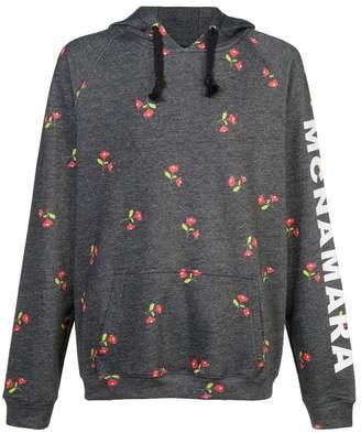 Cynthia Rowley Floral Galaxy Hoodie