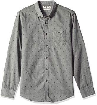 Billabong Men's All Day Long Sleeve Woven Shirts