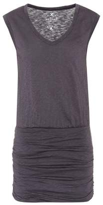 Velvet Bardot cotton sleeveless dress