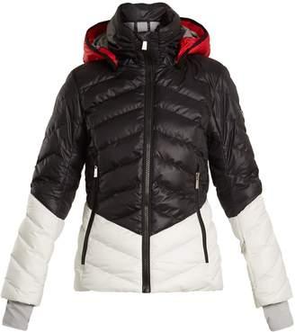TONI SAILER Iris bi-colour technical ski jacket