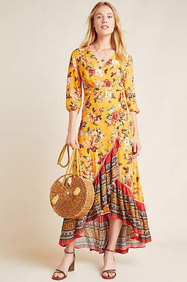 Anthropologie Farm Rio for Soigne Maxi Dress