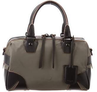 Rag & Bone Leather & Nylon Handle Bag