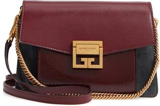 Givenchy GV3 Deerskin Leather Shoulder Bag