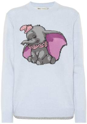 Coach x Disney wool and cashmere sweater