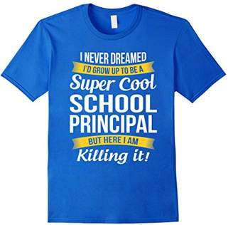 Super Cool School Principal T-Shirt Funny Gift