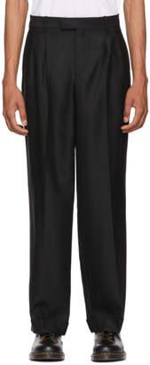 Burberry Black Thruloe Trousers